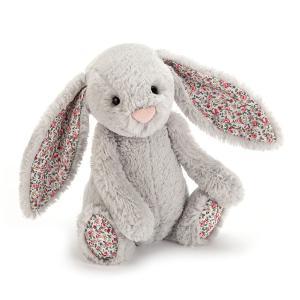 Jellycat - BLB6SB - Blossom Silver Bunny Small - 18  cm (336254)