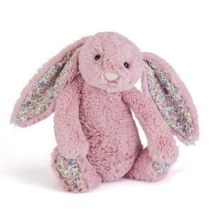 Jellycat - BLSN6BTP - Blossom Tulip Bunny Small -  Hauteur 18 cm (336256)