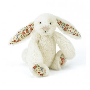 Jellycat - BLSB6CB - Blossom Cream Bunny Baby -  Hauteur 13 cm (336260)