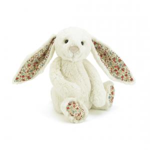 Jellycat - BLB2CBN - Blossom Cream Bunny Large -  Hauteur 36 cm (336290)