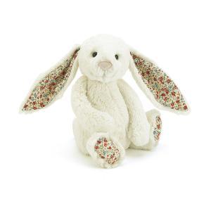 Jellycat - BL3CBN - Blossom Cream Bunny Medium -  Hauteur 31 cm (336294)
