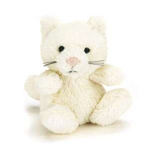 Jellycat - POP6KT - Poppet Kitten Baby -  Hauteur 10 cm (336438)