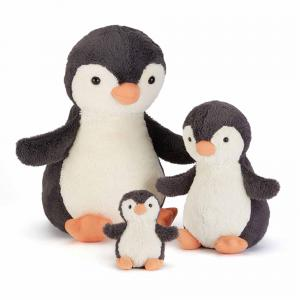 Jellycat - PNM3PN - Peanut Penguin Medium - 23 cm (336464)