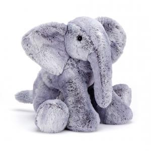 Jellycat - EL2E - Elly Elephant -  Hauteur 29 cm (336734)