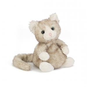 Jellycat - MIT6MK - Molly Mitten Kitten -  Hauteur 18 cm (336750)