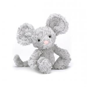 Jellycat - IG6M - Iggle Mouse -  Hauteur 24 cm (336758)