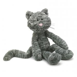 Jellycat - MER6C - Peluche chat Merryday - H =41 cm (336786)