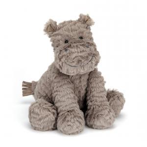 Jellycat - FW6HI - Fuddlewuddle Hippo -  Hauteur 23 cm (336818)