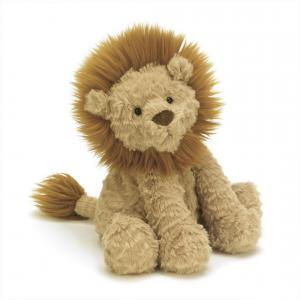 Jellycat - FW6LN - Fuddlewuddle Lion Medium -  Hauteur 23 cm (336820)