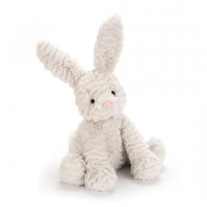 Jellycat - FW6GB - Fuddlewuddle Grey Bunny Medium (336868)