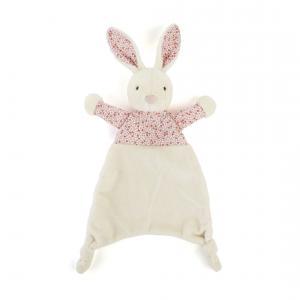 Little Jellycat - PEB4S - Petal Bunny Soother -  Hauteur 23 cm (337064)