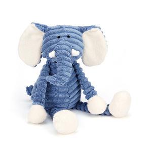 Jellycat - SR4EL - Cordy Roy Baby Elephant -34 cm (337266)