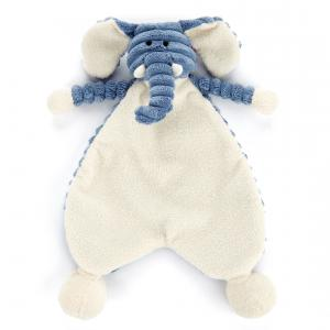 Jellycat - SRS4EL - Cordy Roy Baby Elephant Soother -23 cm (337268)