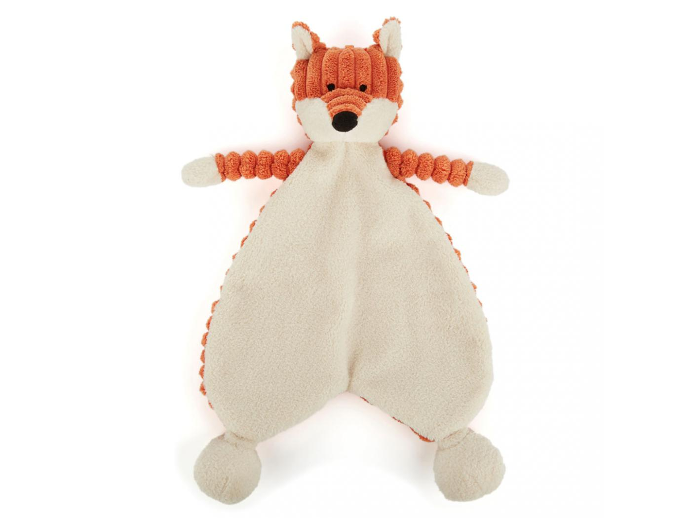 Jellycat Cordy Roy Baby Fox Soother 23 Cm