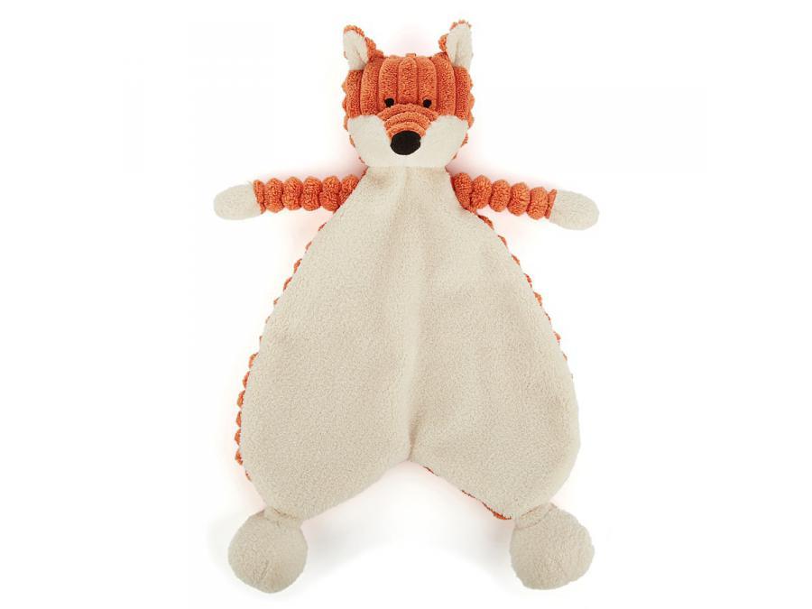 Little Jellycat Doudou Renard Jellycat Cordy Roy Baby