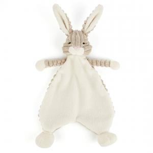 Little Jellycat - SRS4HA - Cordy Roy Baby Hare Soother -  Hauteur 23 cm (337280)