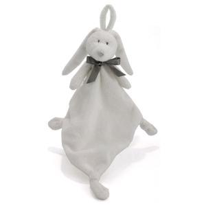 Dimpel - 860470 - Neela doudou lapin attache--tétine - blanc (337438)