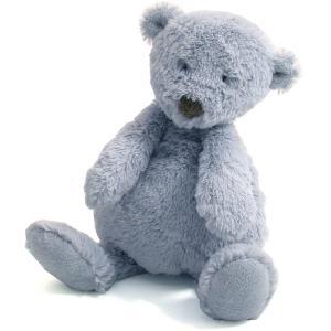 Dimpel - 882908 - Noann doudou ours 20 cm - bleu (337448)