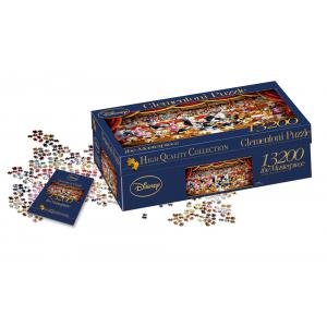 Clementoni - 38010 - Puzzles high quality collection 13200 pièces - Disney Orchestra (337464)