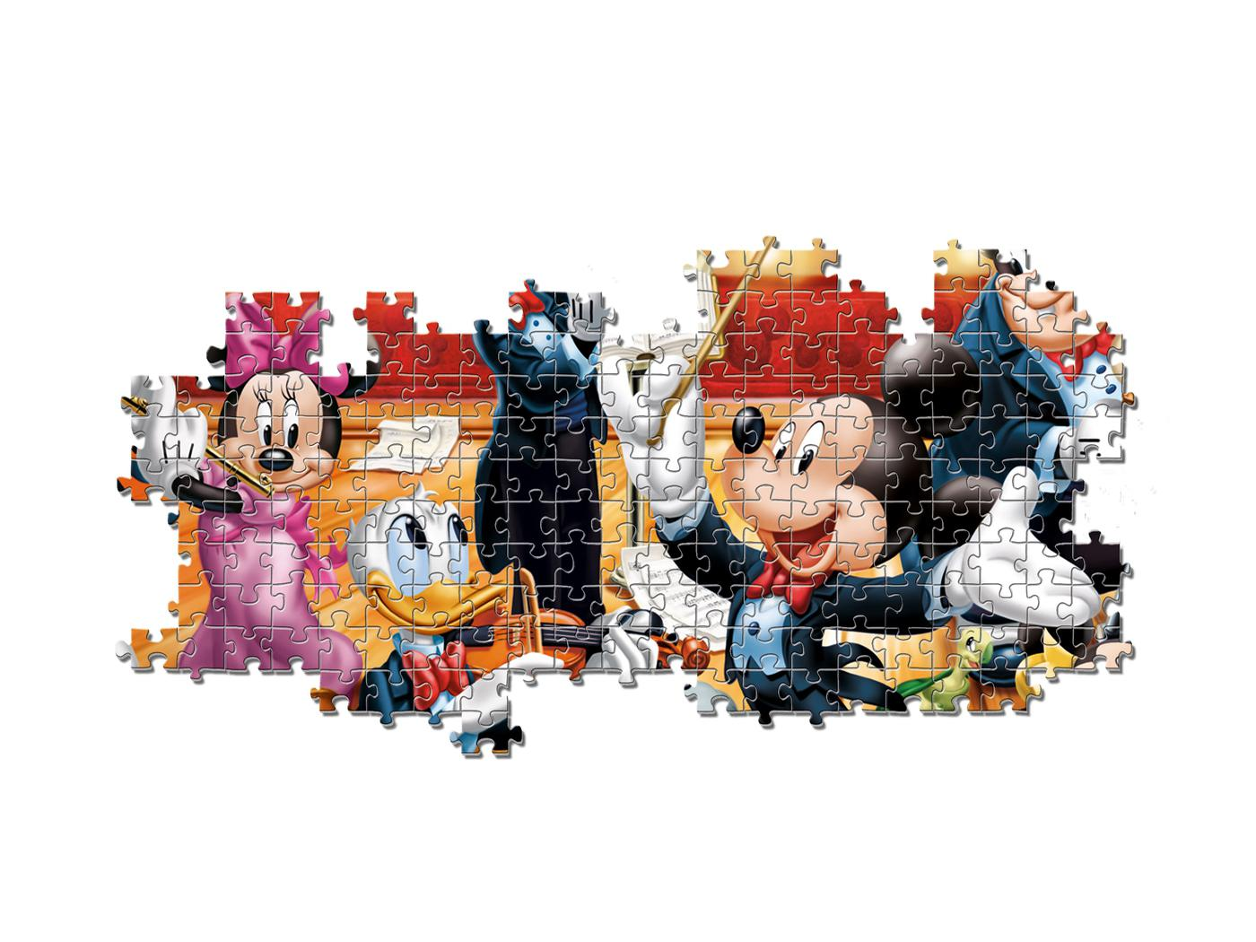 clementoni puzzles high quality collection 13200 pi ces disney orchestra. Black Bedroom Furniture Sets. Home Design Ideas