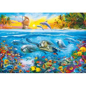 Clementoni - 36523 - Puzzles high quality collection 6000 pièces - Underwater (337466)