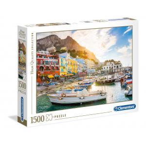 Clementoni - 31678 - Puzzles 1500 Pièces - Capri (337474)