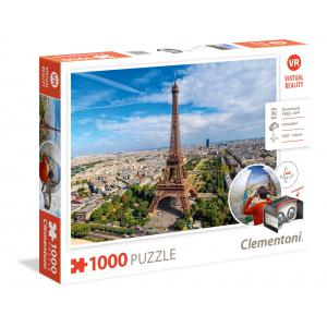Clementoni - 39402 - Puzzles 1000 Pièces - PARIS (Ax1) (337496)