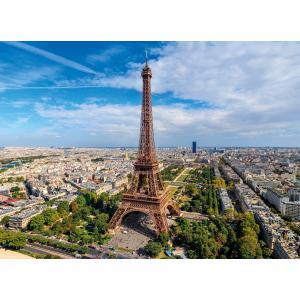 Clementoni - 39402 - Puzzles réalité virtuelle 1000 pièces - Paris (Ax1) (337496)