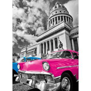 Clementoni - 39400 - Puzzle Platinum collection 1000 pièces - Cuba (337500)