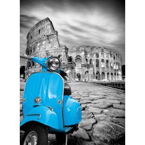 Clementoni - 39399 - Puzzles platinum collection 1000 pièces - Platinum Collection 3 - Rome (Ax1) (337502)