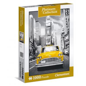 Clementoni - 39398 - Puzzle Platinum collection 1000 pièces - New York (337504)