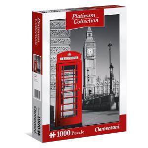Clementoni - 39397 - Puzzles 1000 Pièces - Platinum Collection 1 - London (Ax2) (337506)