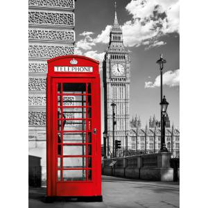 Clementoni - 39397 - Puzzle Platinum collection 1000 pièces - London (337506)
