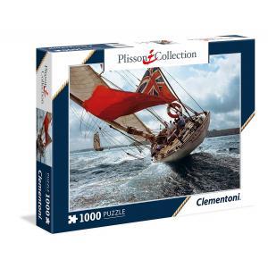 Clementoni - 39389 - Puzzles 1000 Pièces - Plisson (337508)