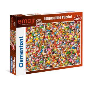 Yo-Kai Watch - 39388 - Puzzle adultes Impossible Puzzle 1000 Pièces - Emoji (337512)