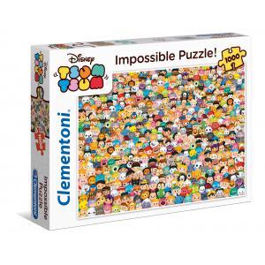 Clementoni - 39363 - Puzzles 1000 Pièces - Tsum Tsum (337514)
