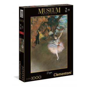 Clementoni - 39379 - Puzzle Musée d'orsay 1000 pièces - L'etoile (337522)