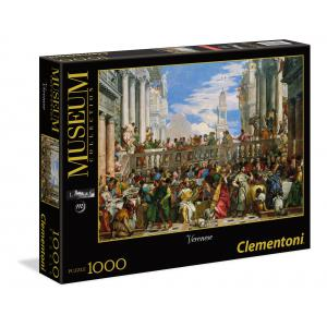 Clementoni - 39391 - Puzzles 1000 Pièces - Le nozze di Cana (337524)