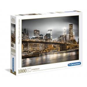 Clementoni - 39366 - Puzzles 1000 Pièces - New York Skyline (337538)