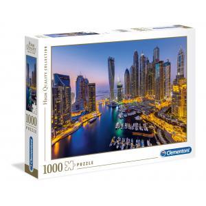 Clementoni - 39381 - Puzzles 1000 Pièces - Dubai (A1x1) (337546)