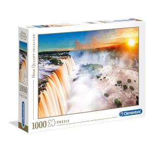 Clementoni - 39385 - Puzzles 1000 pièces high quality collection - Waterfall (337552)