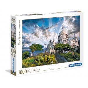 Clementoni - 39383 - Puzzles 1000 Pièces - Montmartre (A3x1) (337556)
