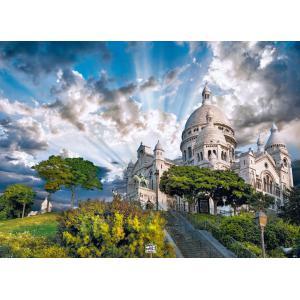 Clementoni - 39383 - Puzzles 1000 pièces high quality collection - Montmartre (A1x1) (337556)