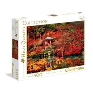 Clementoni - 35035 - Puzzles 500 Pièces - Orient Dream (Ax1) (337568)