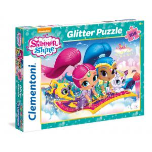 Clementoni - 27991 - Puzzle 104 Pièces Shimmer and shine (337618)