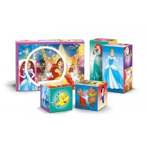Disney Princesses - 41504 - Cubes 12 pièces multi play - Princess (Ax2) (337724)