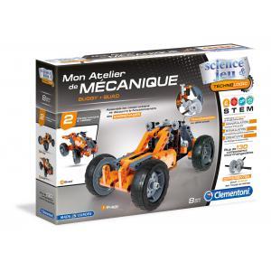 Clementoni - 52244 - Atelier Mécanique - Buggy et Quad (337736)