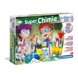 Clementoni - 52263 - Jeux scientifique - Super Chimie (337746)