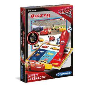 Clementoni - 52226 - Quizzy Cars 3 (337814)