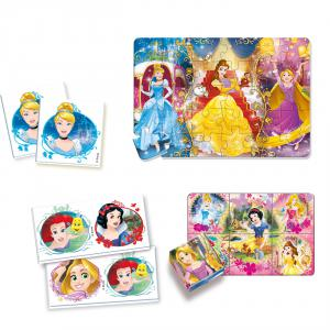 Disney Princesses - 13256 - Edukit 4 en 1 - Princesses (337826)